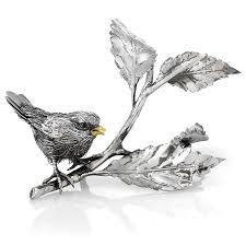 bird figures sterling silver sculptures animal sculptures handcrafted