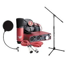 amazon black friday electronics code amazon com focusrite scarlett studio pack w cm25 microphone