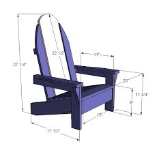 Wooden Deck Chair Plans Free by Ana White Build A Child Sized Surf Board Adirondack Chair Free