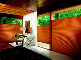 honeycomb or cellular shades shades in place