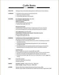Perfect College Resume Download Recent College Graduate Resume Haadyaooverbayresort Com