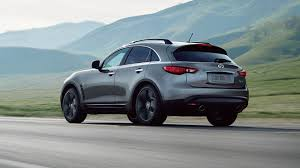 types of suvs 2017 infiniti qx70 crossover suv infiniti usa