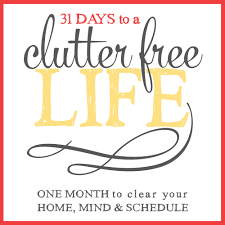 free home 31 days to a clutter free life