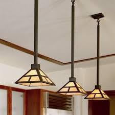 Craftsman Style Kitchen Lighting Mission Style Kitchen Light Fixtures Craftsman Kitchen Island