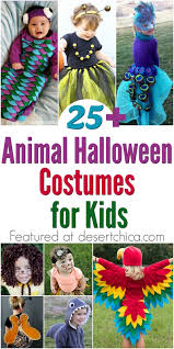 costumes for 25 awesome diy animal costumes for kids desert chica