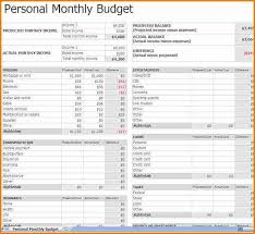 doc 600730 personal monthly expense report template u2013 30 free