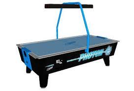harvil air hockey table dynamo photon air hockey table model bubble air hockey