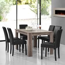 Esszimmertisch Schwarz En Casa Moderner Esstisch Tisch Esszimmer Küchentisch Retro Rund