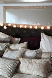 guirlande lumineuse deco chambre guirlande lumineuse chambre diy dacco chambre de fille une