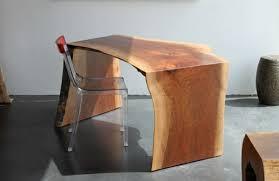 bureau brut les meubles bois brut la tendence et le style nature sont là