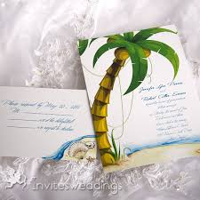 palm tree wedding invitations wedding invitations cheap invites at invitesweddings