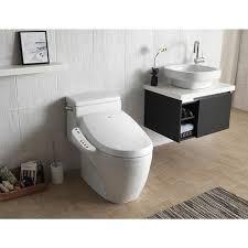 Toilet With Bidet And Heated Seat Bio Bidet Bidet Toilet Seat W Heated Seat A7 Aura U2013 Bathvault