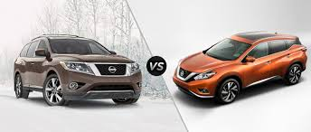 nissan pathfinder 2015 interior 2015 nissan pathfinder vs 2015 nissan rogue