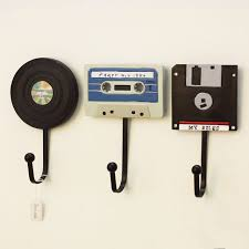aliexpress com buy wall hooks shabby chic decorative tape record