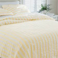 cotton bedding summer stripe seersucker sham orvis