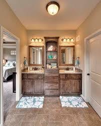 Master Bathroom Cabinet Ideas 36 Master Bathrooms With Double Sink Vanities Pictures In Bathroom