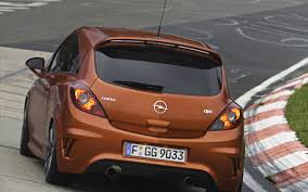 opel corsa opc opel corsa opc nurburgring edition free desktop wallpapers for