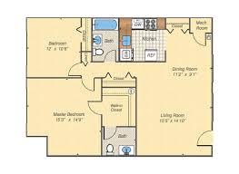 1 2 u0026 3 bedroom apartments in fairfax va gainsborough court