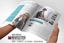 leading newsletter template 106 downloads yognel