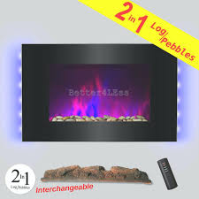 wall mounted fireplace heater costco tv over ideas lowes image