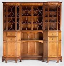 George Washingtons Cabinet Arts Crafts Bookcase Cabinet By George Washington Jack On Artnet