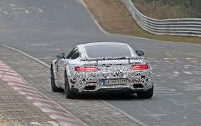mercedes amg gt black series 2015 new spy photos by car magazine