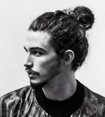 the hairstyle the swag bun and simple facial hair man swag pinterest facial hair