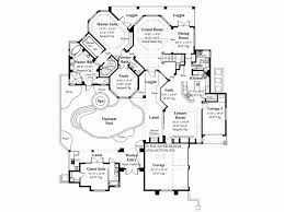 Home Plans With Courtyards 143 Best House Plans Images On Pinterest Haciendas Architecture