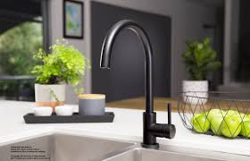 Kitchen Faucets Australia Matte Black Tapware Showers U0026 Accessories By Meir Australia