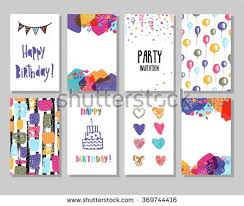 birthday cards birthday card design free vector stock graphics images