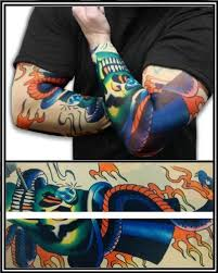 25 unique fake tattoo sleeves ideas on pinterest temporary