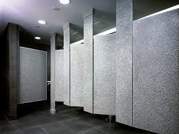 Modern Restrooms by Bathroom Stall Dividers And Accessories Inspiration Home Designs