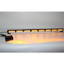 warning light bar amber china auto truck 32 led emergency traffic advisor flash from wenzhou