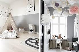 chambre enfant blanc la fabrique à déco chambre d enfant colorée ou neutre
