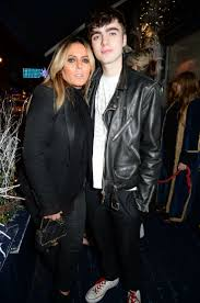 patsy kensit love magazine christmas party in london