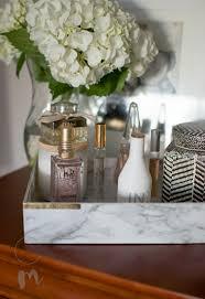 diy tray diy marble perfume tray chic misfits