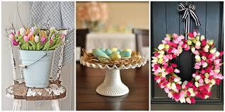 30 easter decoration ideas flower arrangements and decor 31 photos