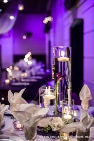 lighted centerpieces for wedding reception state of the art lighting bella sera denver wedding venue event