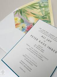watercolor invitations u2014 ceci style