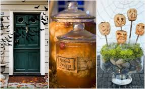 Outdoor Halloween Decorations Diy Simple Scary Diy Outdoor Halloween Decoration 5 Halloween Outdoor