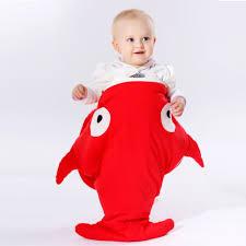 aliexpress com buy cartoon shark baby sleeping bag for stroller