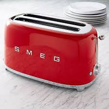 Calphalon 4 Slot Stainless Steel Toaster Alphaespace Inc Rakuten Global Market Smeg Toaster 4 Piece