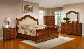 Homelegance Bedroom Furniture Homelegance 1837 Davina Bedroom Set With Sleigh Bed