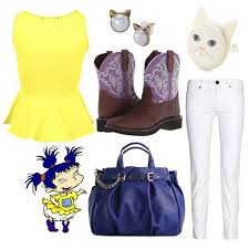 Chuckie Rugrats Halloween Costume 10 Cute Inspired Rugrats Characters Gurl
