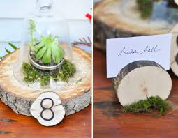 Diy Table Number Holders Diy Wood Place Cards U0026 Table Numbers By La Lune Events Apple Brides