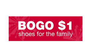 shoe stores with the best deals for black friday buy one get one for 1 kmart shoe sale southern savers