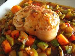 recherche recette de cuisine un peu de tout paupiettes de dinde à la méditerranéenne