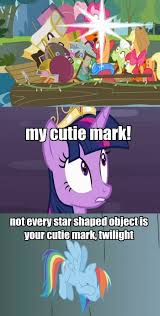 Mlp Funny Meme - you re not the center of everything twi mlp pony and twilight