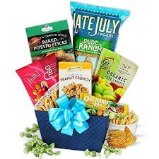 Snack Basket Delivery 19 Gifts For The Gluten Free Food Lover In Your Life Huffpost