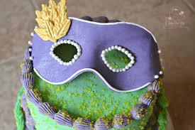 mardi gras cake decorations chocolate
